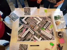 Lancement de la co-conception du projet habitat participatif Nantes Ouest au Breil