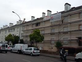 """Coup de jeune pour la résidence """" La Colinière"""" située à Nantes"""