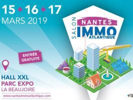 Salon immobilier Atlantique Immo vous donne rendez-vous à la Beaujoire le 15-16-17 mars pour concrétiser vos projets immobilier