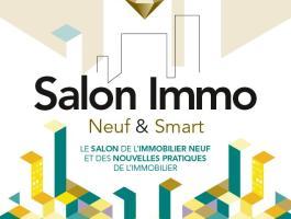 Retrouvez-nous au salon Immo Neuf&Smart du 14 au 16 septembre 2018 à la Cité des Congrès