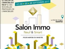 Retrouvez-nous au salon Immo Neuf&Smart du 22 au 24 septembre à la Cité des Congrès